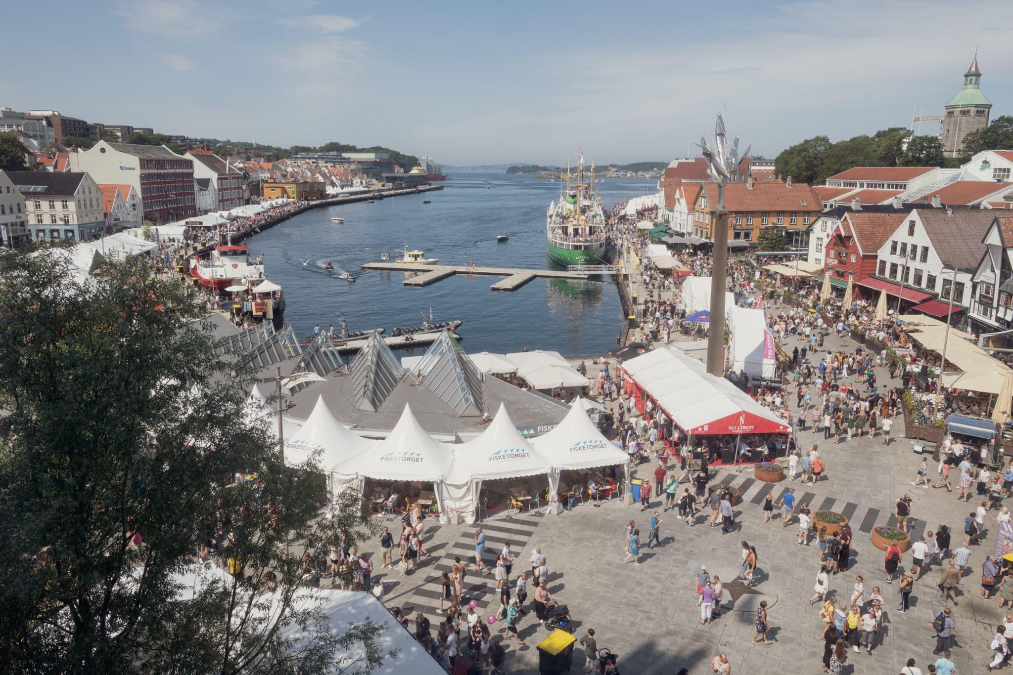 Gladmatfestivalen 2019
