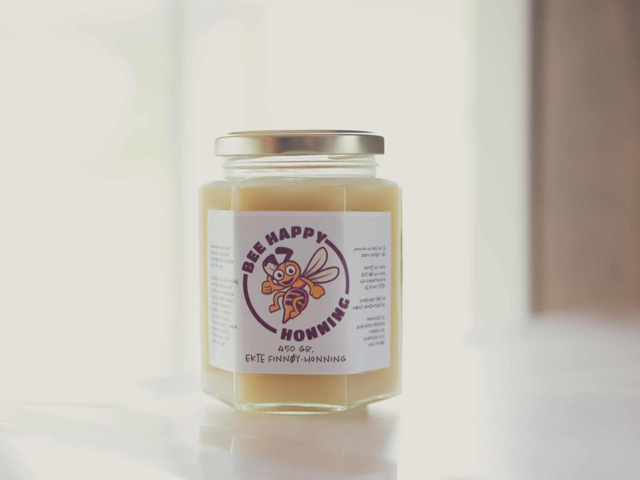 Honning fra Finnøy