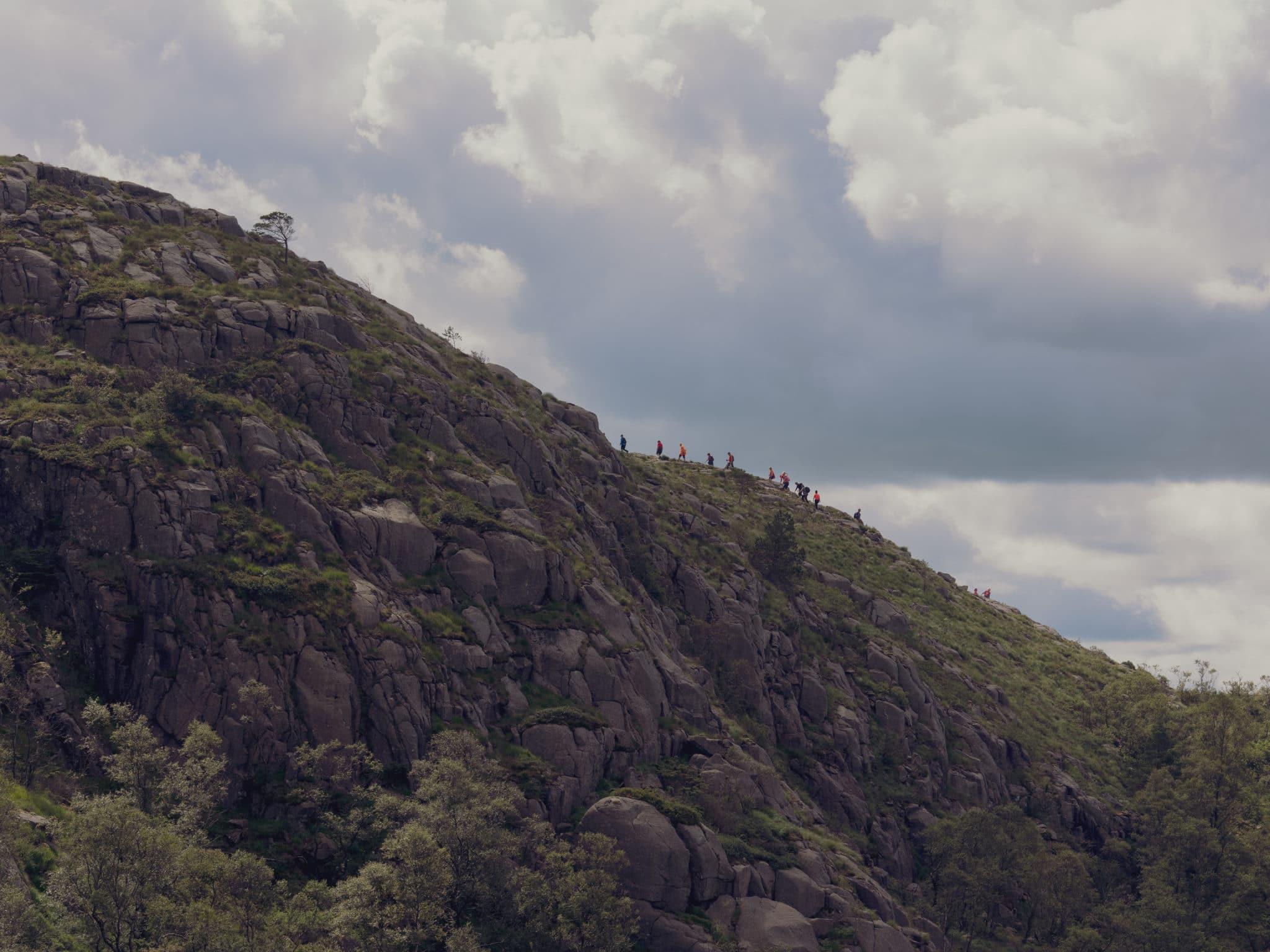 fjelltur under Gladmat